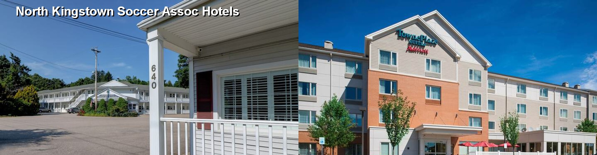 5 Best Hotels near North Kingstown Soccer Assoc