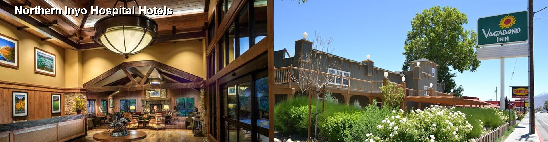 4 Best Hotels near Northern Inyo Hospital