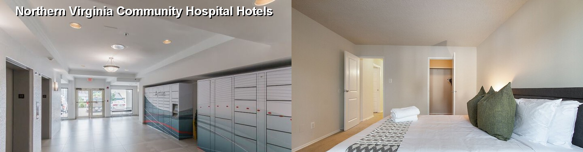 5 Best Hotels near Northern Virginia Community Hospital