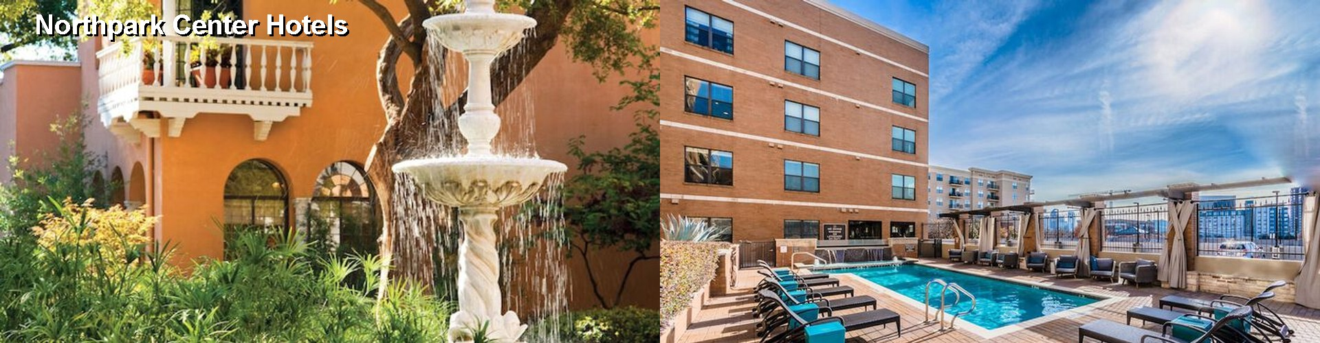 $24+ Hotels Near Northpark Center in Dallas TX