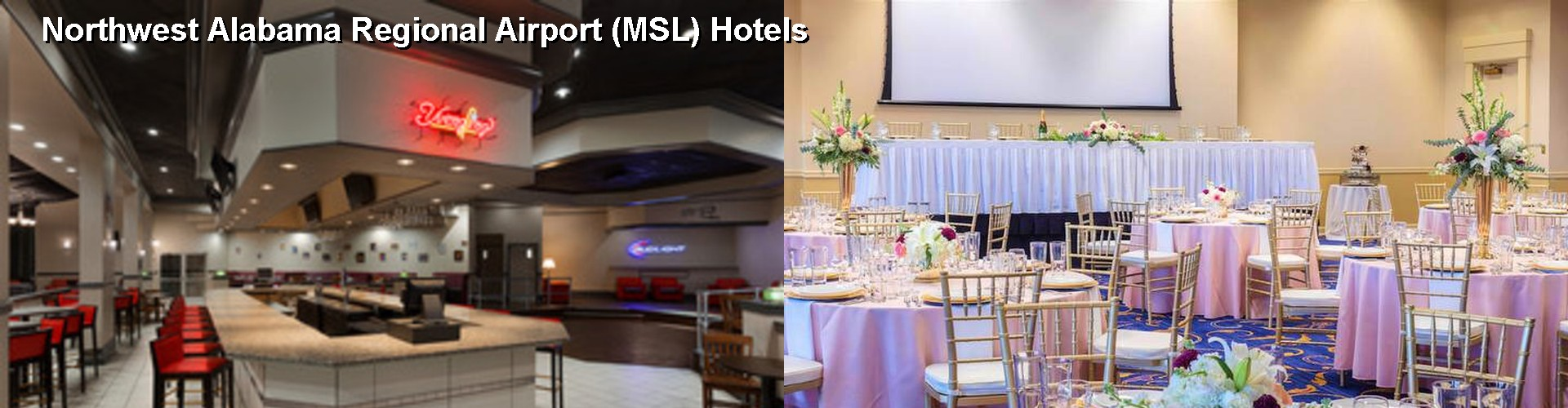 5 Best Hotels near Northwest Alabama Regional Airport (MSL)