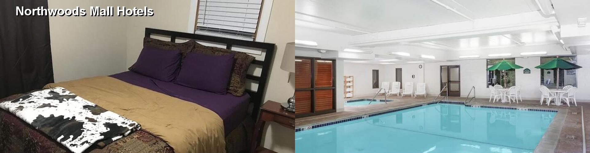 5 Best Hotels Near Northwoods Mall