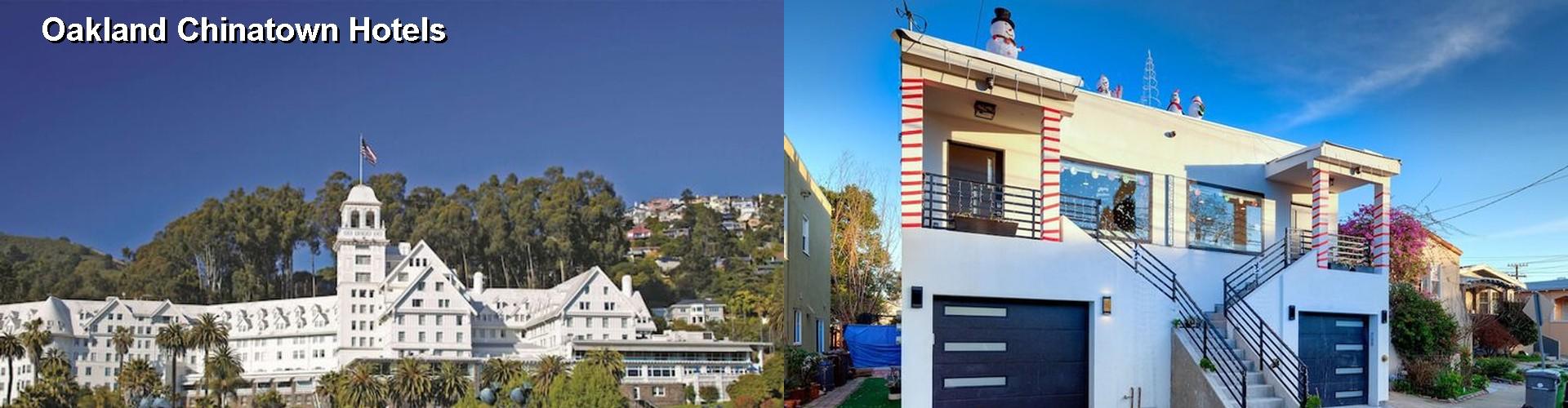 5 Best Hotels Near Oakland Chinatown