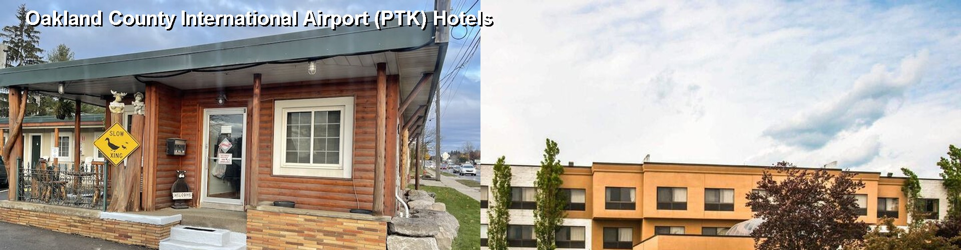 5 Best Hotels near Oakland County International Airport (PTK)