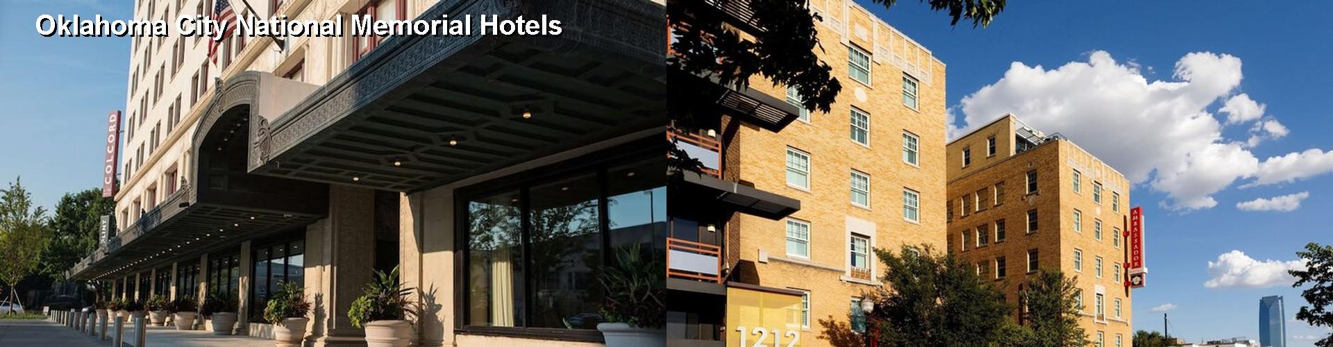 5 Best Hotels Near Oklahoma City National Memorial