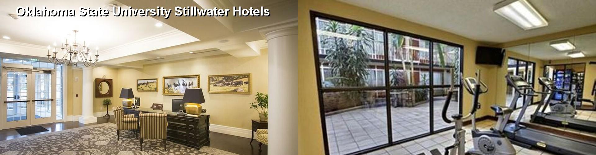 Hotels Near Oklahoma City University