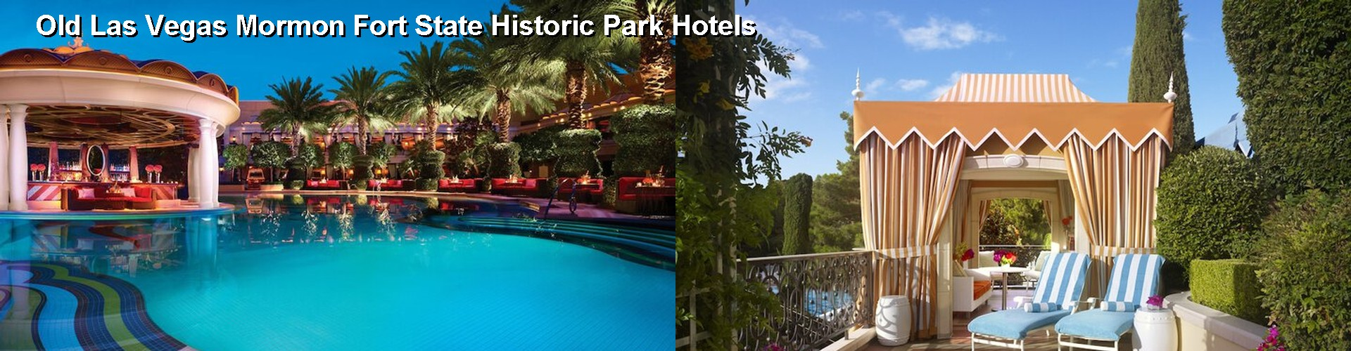 5 Best Hotels near Old Las Vegas Mormon Fort State Historic Park