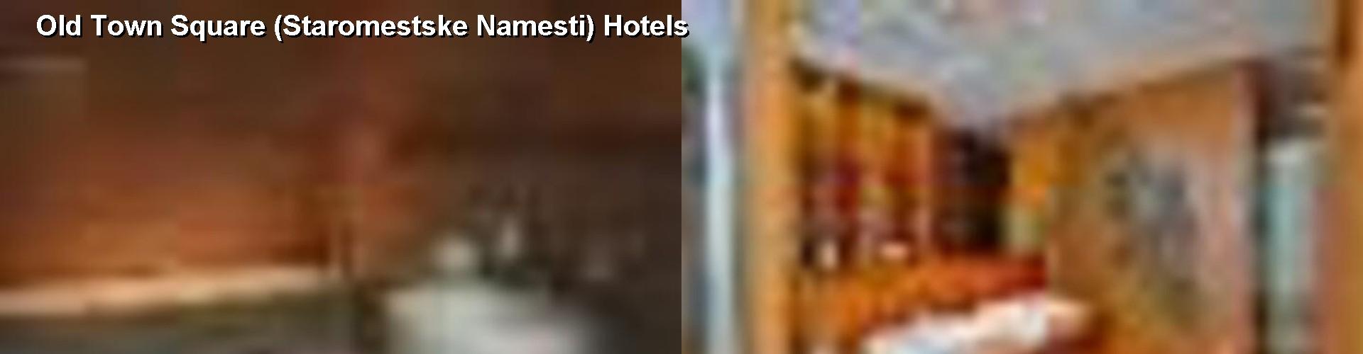 5 Best Hotels Near Old Town Square Staromestske Namesti