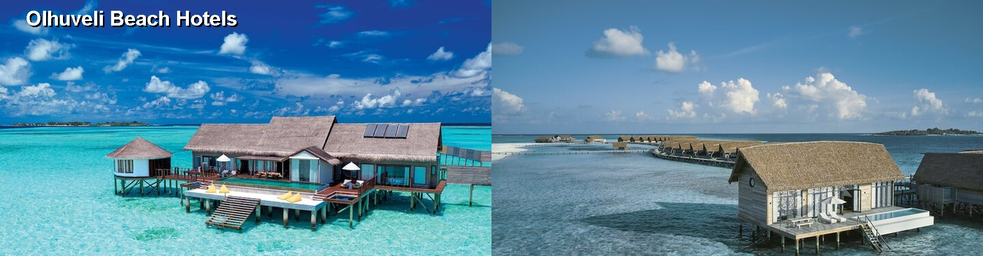 5 Best Hotels near Olhuveli Beach