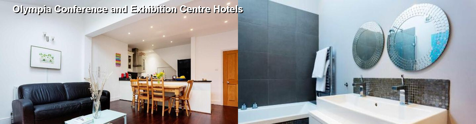 5 Best Hotels near Olympia Conference and Exhibition Centre