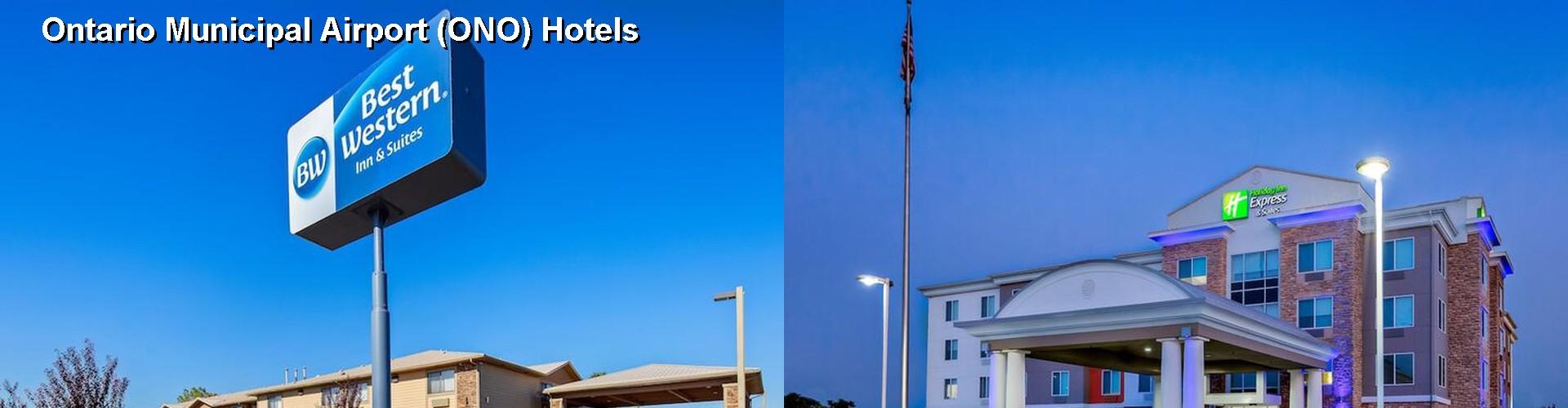 5 Best Hotels Near Ontario Munil Airport Ono