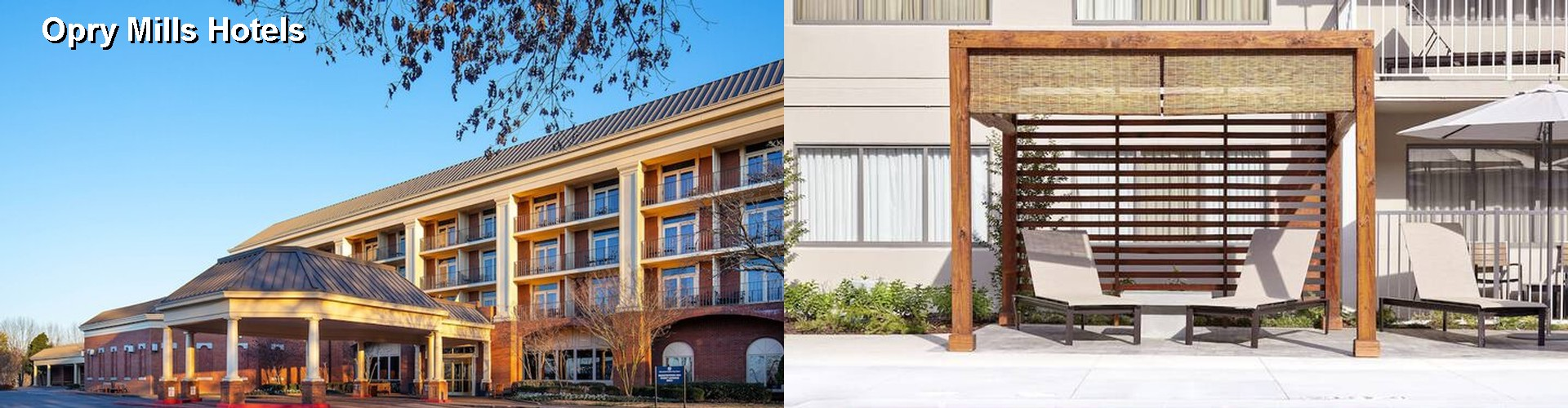 $47+ Hotels Near Opry Mills in Nashville TN