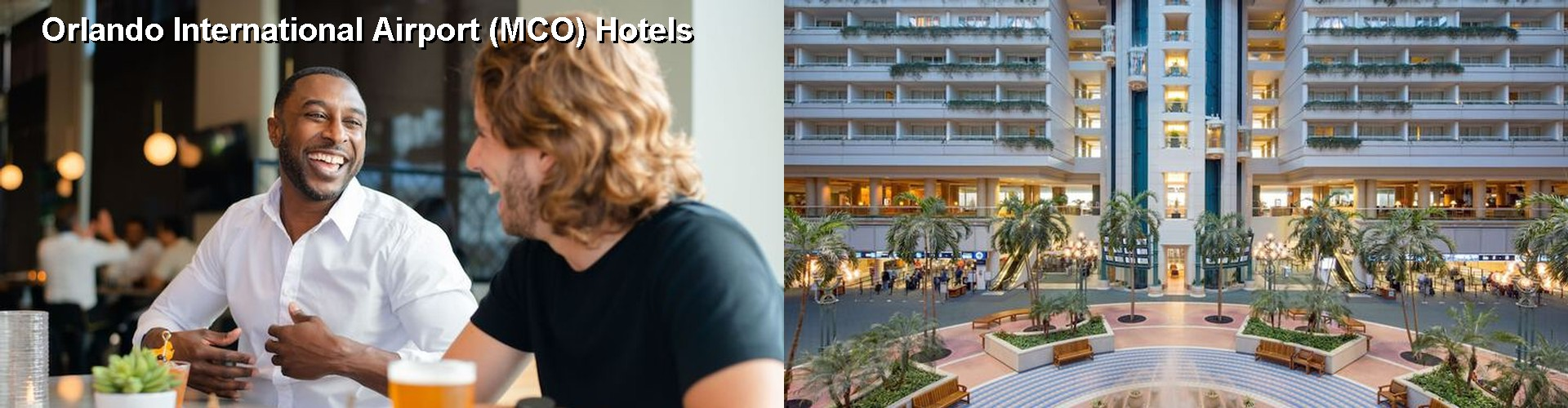 hotels near orlando international airport mco fl. Black Bedroom Furniture Sets. Home Design Ideas