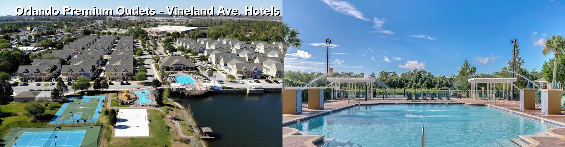 41 hotels near orlando premium outlets vineland ave fl