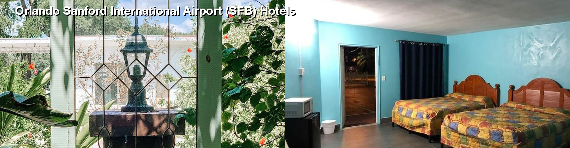5 Best Hotels near Orlando Sanford International Airport (SFB)