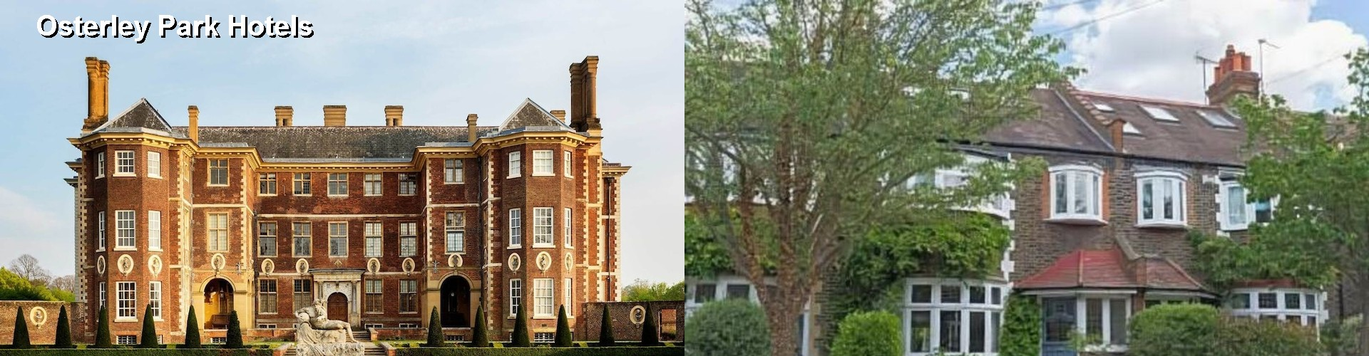 3 Best Hotels near Osterley Park