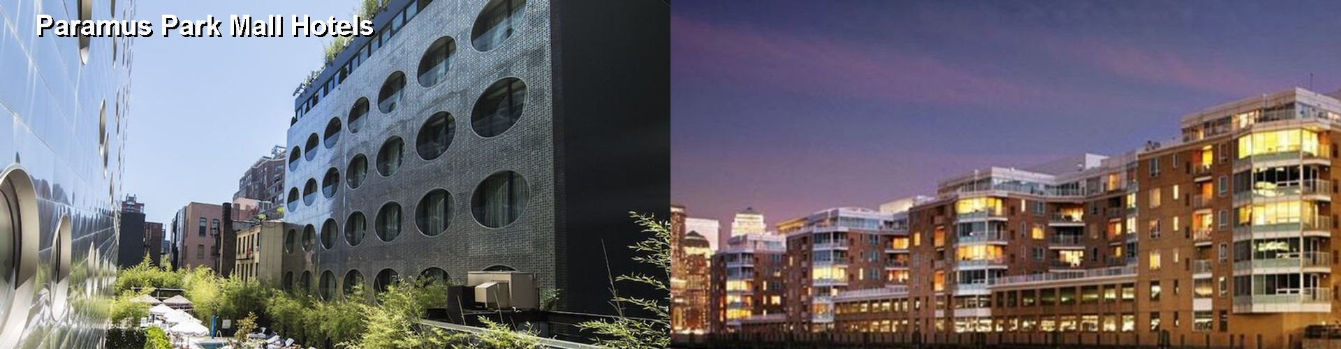 5 Best Hotels Near Paramus Park Mall