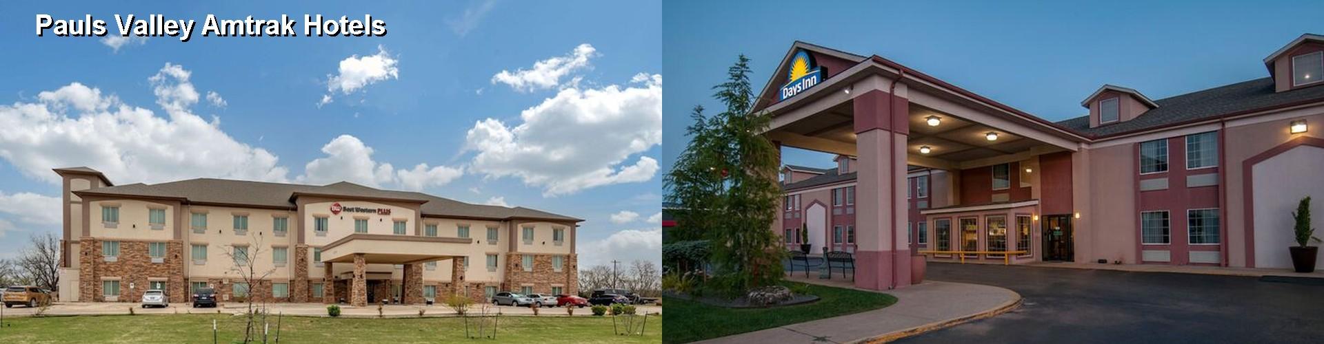 5 Best Hotels Near Pauls Valley Amtrak