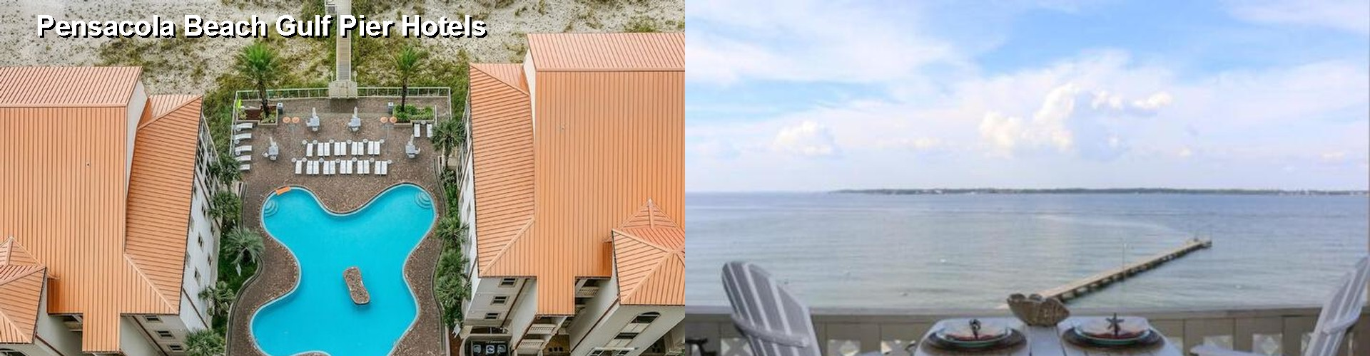 5 Best Hotels near Pensacola Beach Gulf Pier