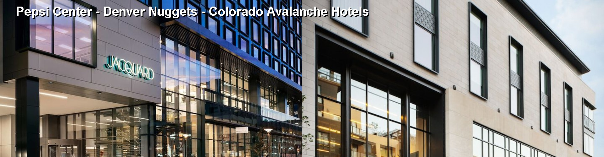 5 Best Hotels Near Pepsi Center Denver Nuggets Colorado Avalanche