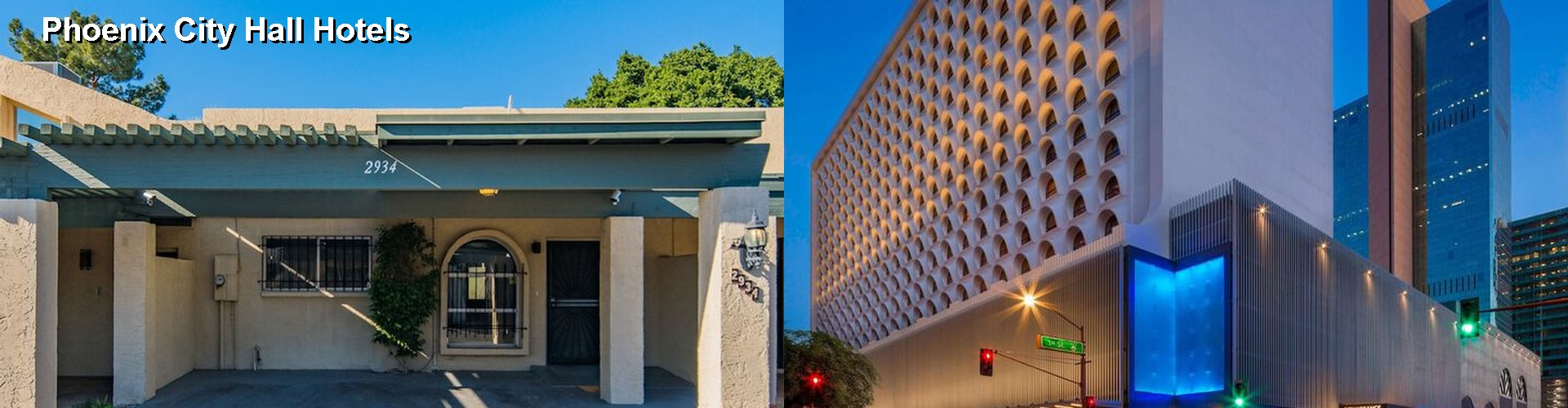 5 Best Hotels near Phoenix City Hall