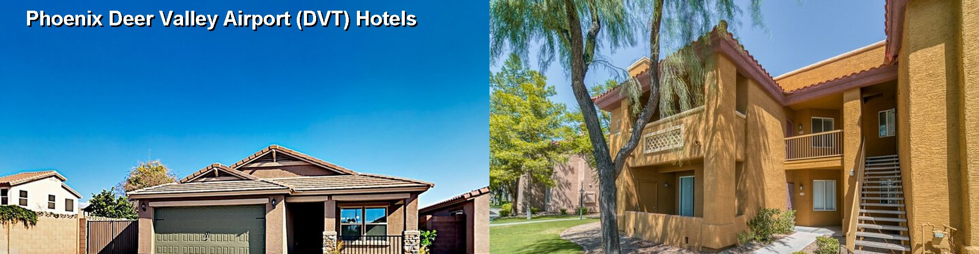 4 Best Hotels near Phoenix Deer Valley Airport (DVT)
