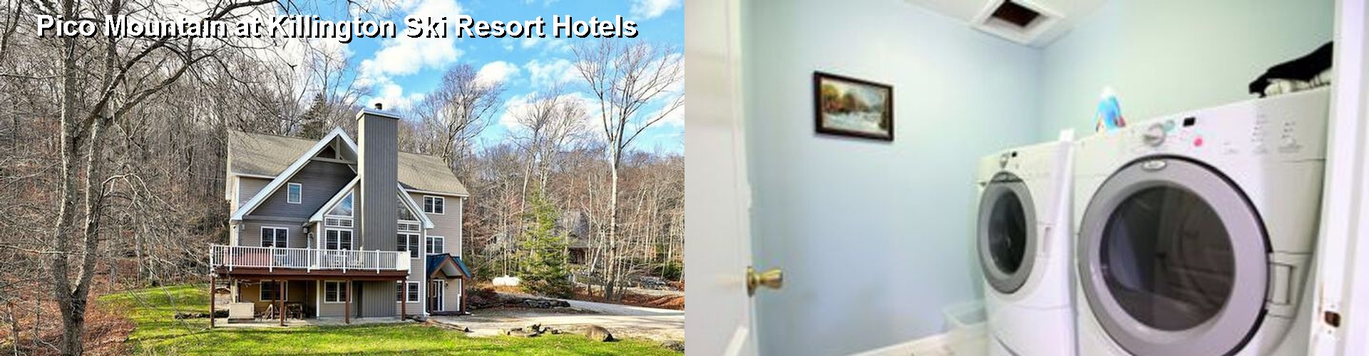 5 Best Hotels near Pico Mountain at Killington Ski Resort