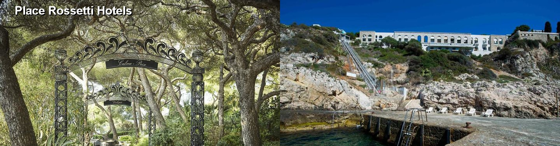 5 Best Hotels near Place Rossetti