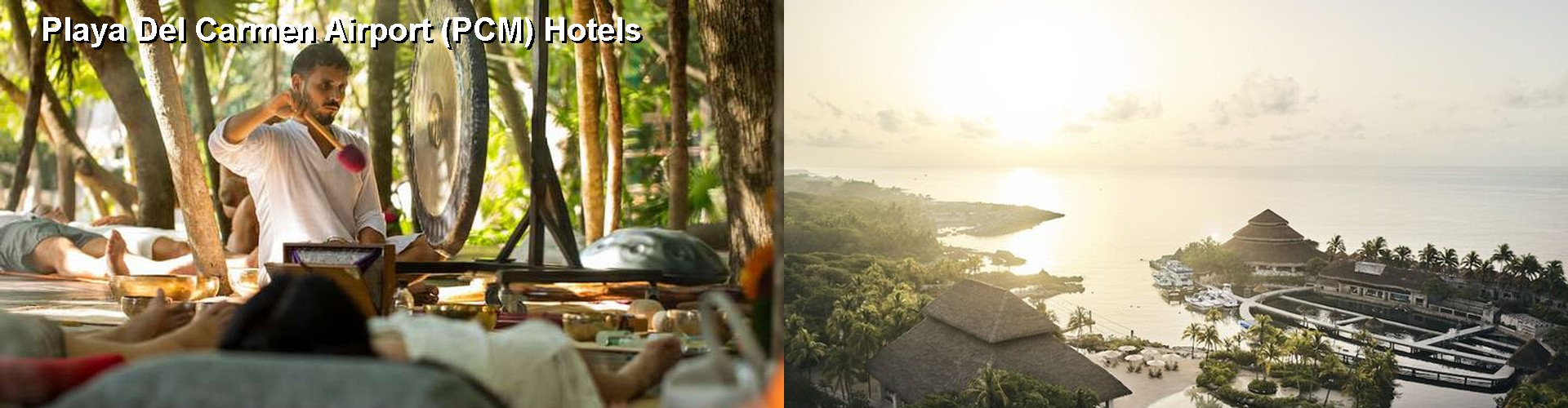 5 Best Hotels near Playa Del Carmen Airport (PCM)