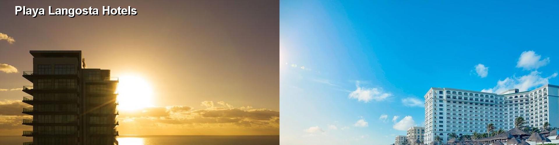 5 Best Hotels Near Playa Langosta