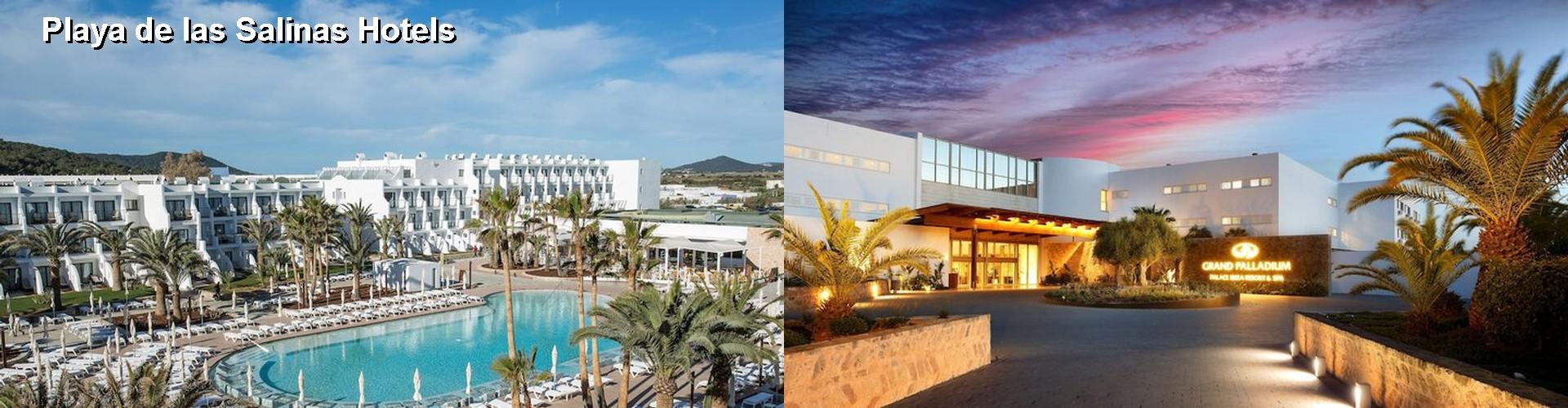 TOP Hotels Near Playa de las Salinas in Ibiza Island