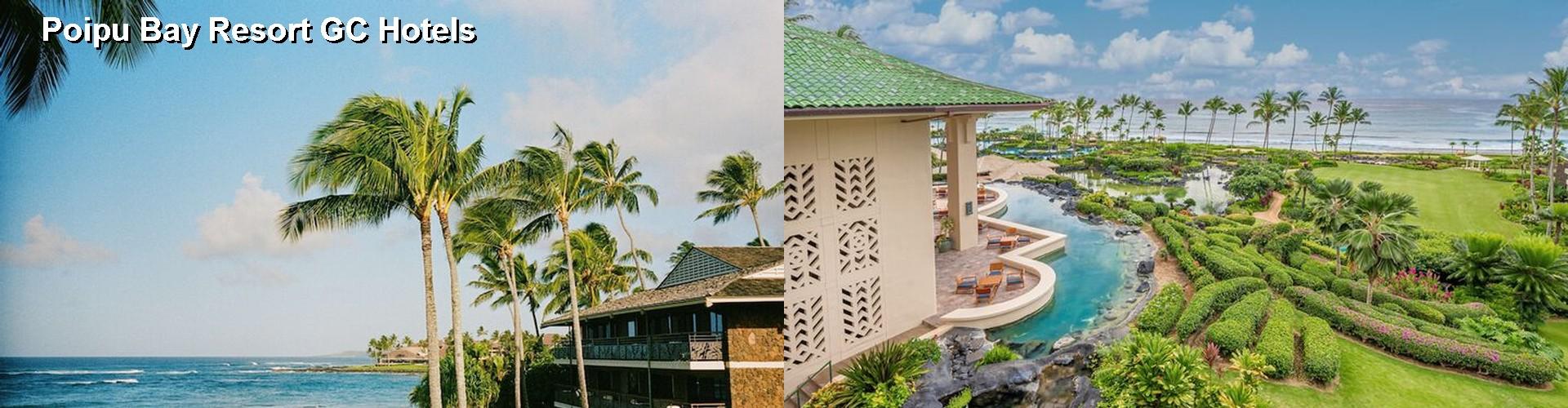 5 Best Hotels Near Poipu Bay Resort Gc
