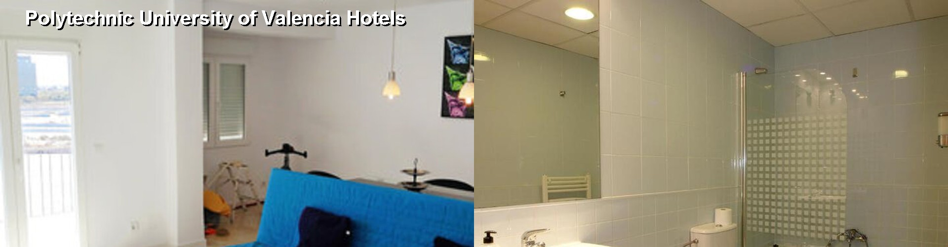 5 Best Hotels near Polytechnic University of Valencia