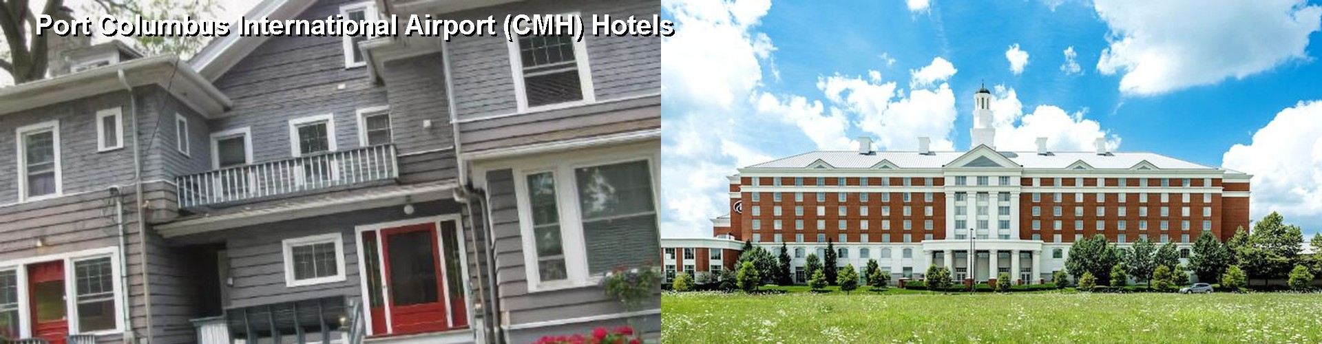 5 Best Hotels near Port Columbus International Airport (CMH)