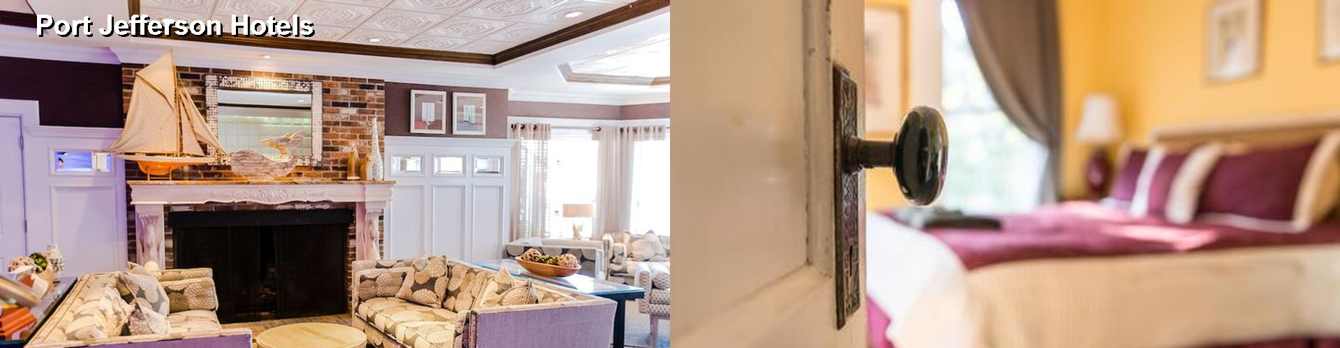 5 Best Hotels near Port Jefferson