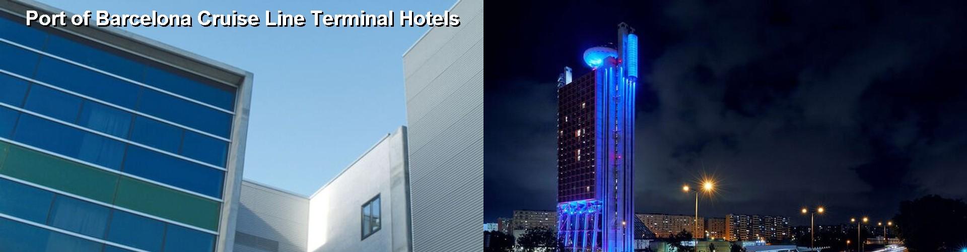 Cheap Hotels Near Barcelona Cruise Port