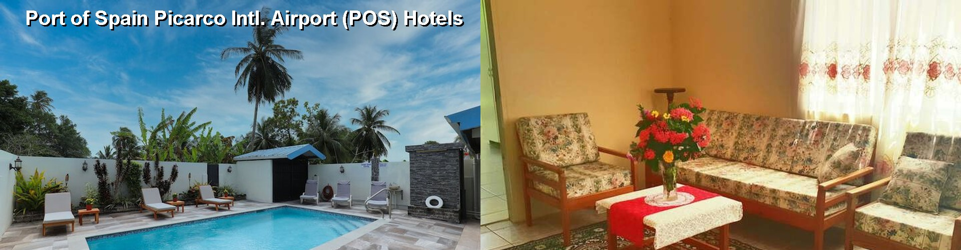 5 Best Hotels Near Port Of Spain Picarco Intl Airport Pos