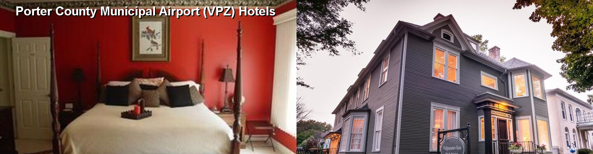 5 Best Hotels near Porter County Municipal Airport (VPZ)