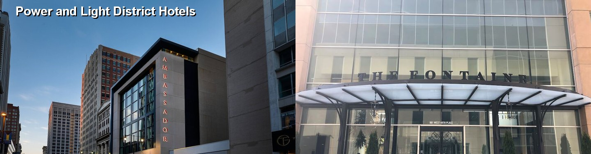 46 Hotels Near Power And Light District In Kansas City Mo