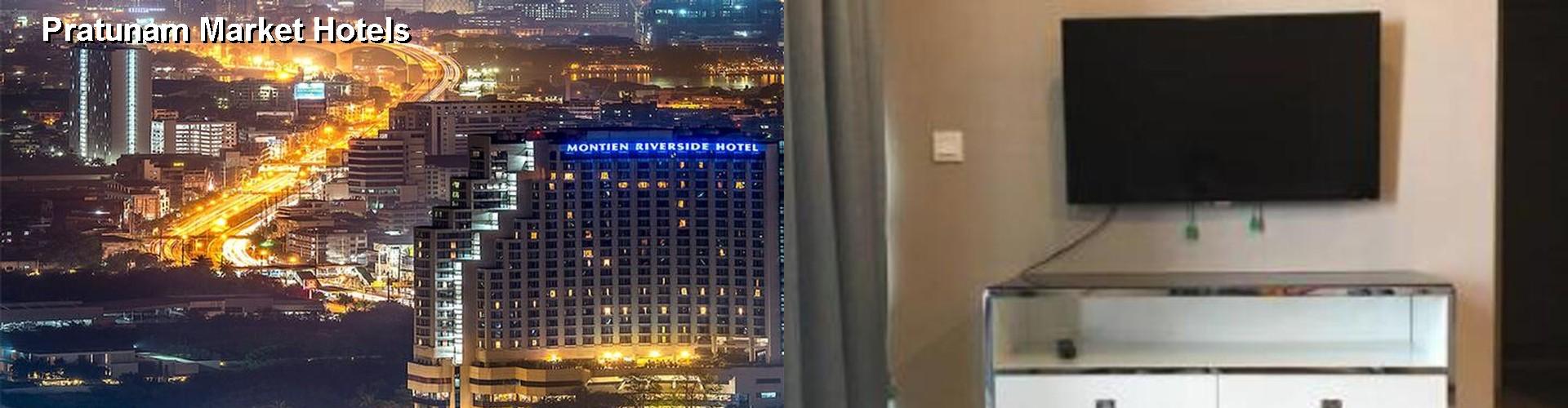 Bangkok Hotels - Where to Stay in Bangkok