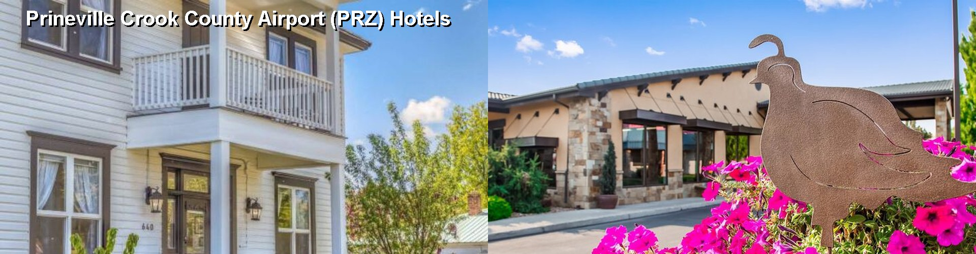 Hotels Near Prineville Crook County Airport Prz Or