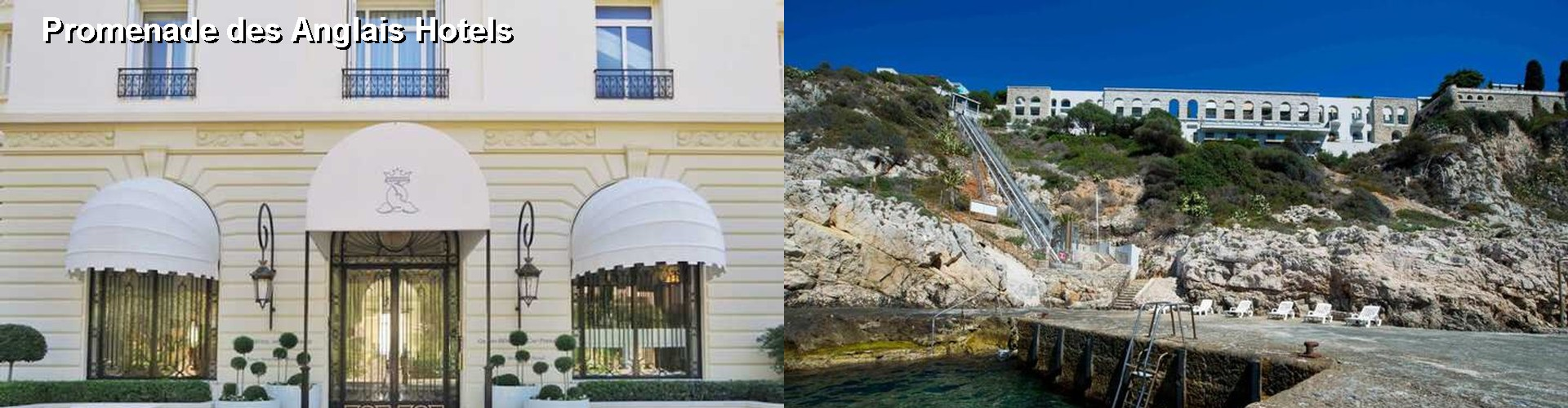 5 Best Hotels near Promenade des Anglais