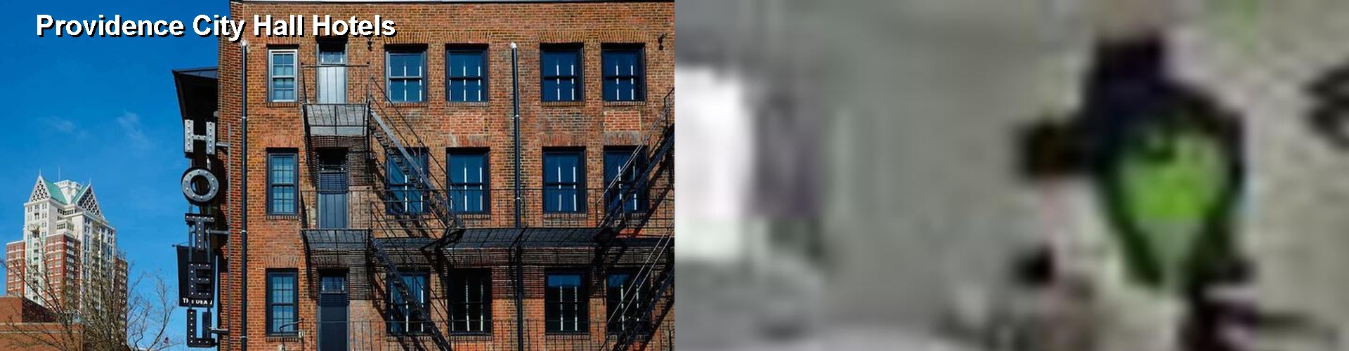 5 Best Hotels near Providence City Hall