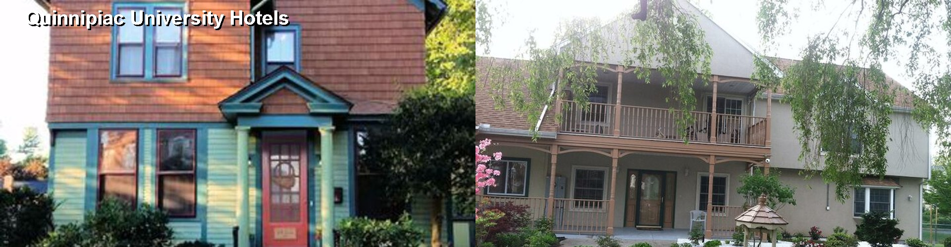 $44+ Hotels Near Quinnipiac University in Hamden CT