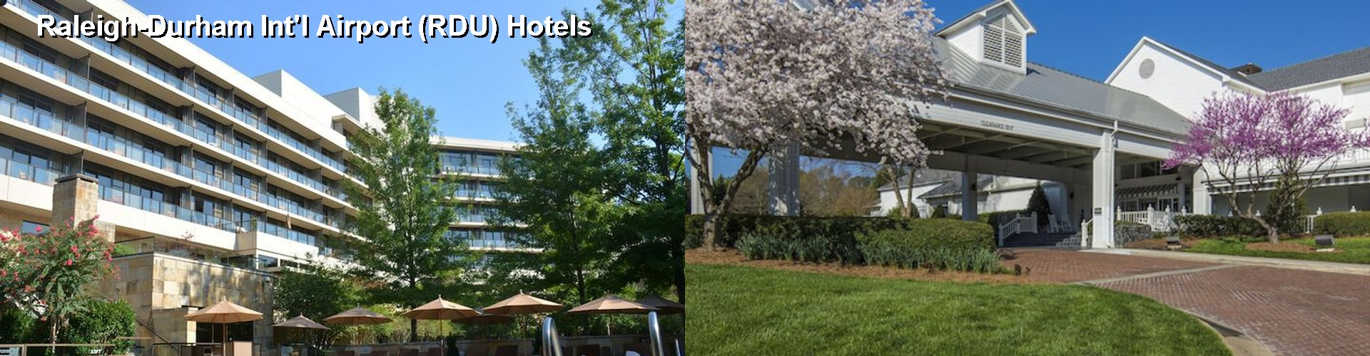 5 Best Hotels Near Raleigh Durham Int L Airport Rdu