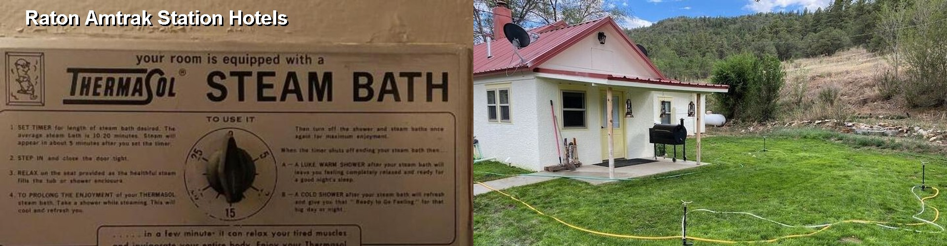 5 Best Hotels near Raton Amtrak Station