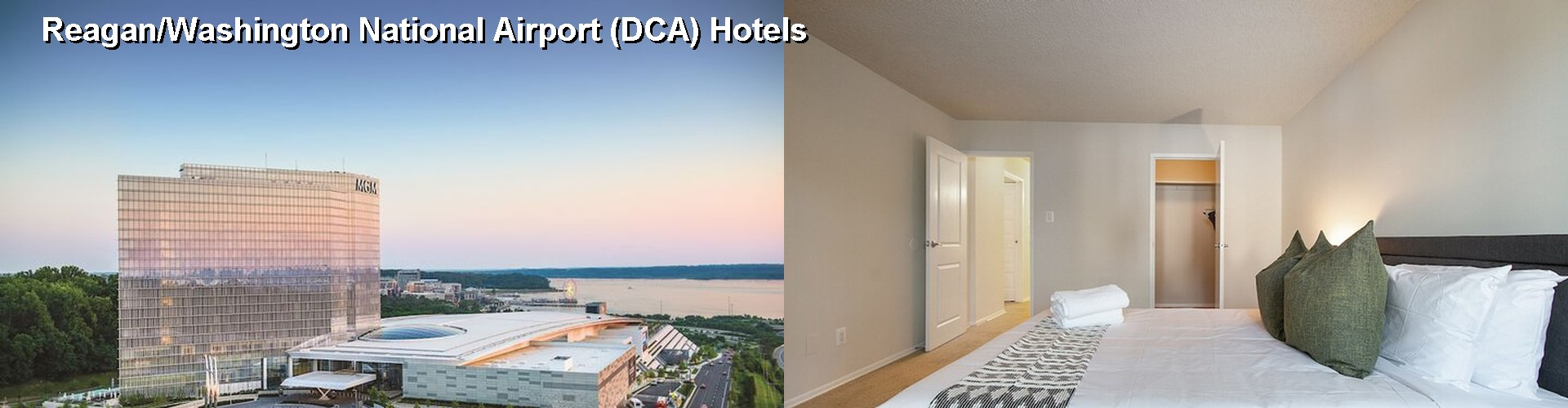 5 Best Hotels near Reagan/Washington National Airport (DCA)