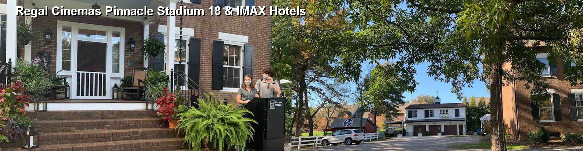 5 Best Hotels Near Regal Cinemas Pinnacle Stadium 18 Imax