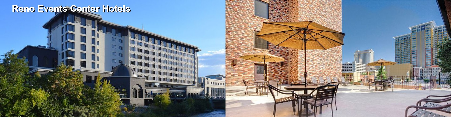 5 Best Hotels near Reno Events Center