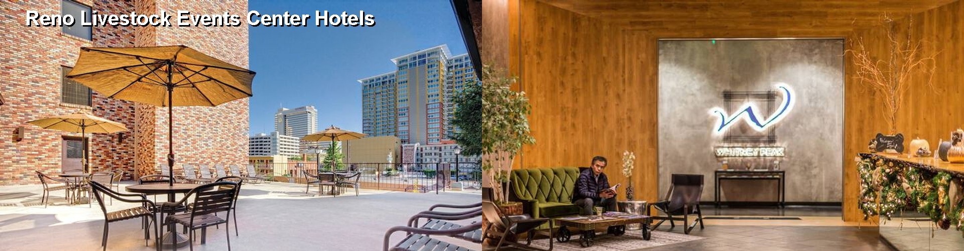 4 Best Hotels near Reno Livestock Events Center